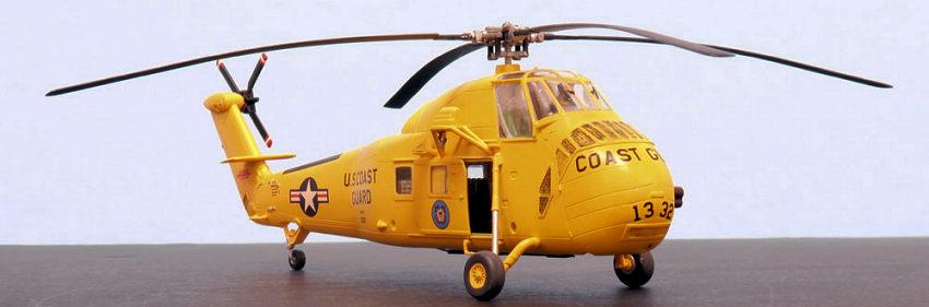 Hobby Boss 1/72 UH-34D 'Choctaw' by Bill Michaels