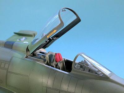 Trumpeter 1 32 F 100d Super Sabre By Lee Kolosna