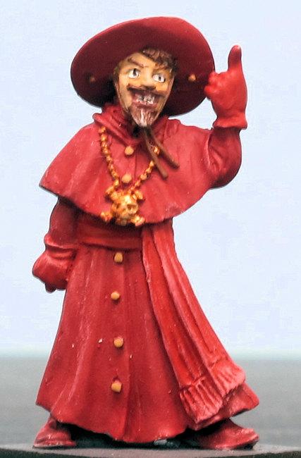 Victoria Miniatures 28mm Spanish Inquisition Figure Set By Bill Michaels