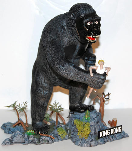 monogram king kong  by shawn payne