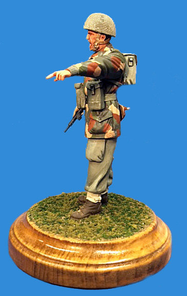 Verlinden 120mm Wwii British Paratrooper By Blair Stewart