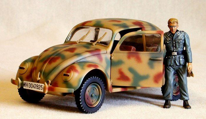CMK 1/35 VW type 83e Upgrade