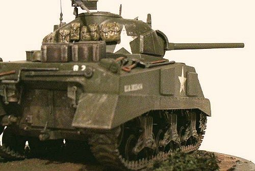 Tamiya 1/35 M4 Sherman 'early production'