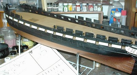Revell 1 96 Uss Constitution Old Ironsides