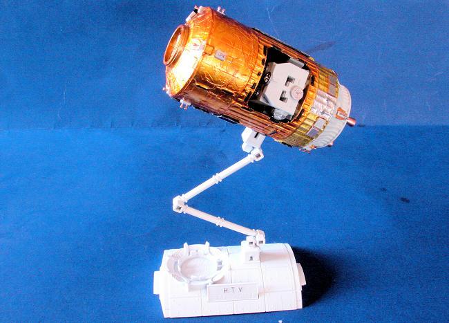 H-II Transfer Vehicle HTV Plastic model 1//72