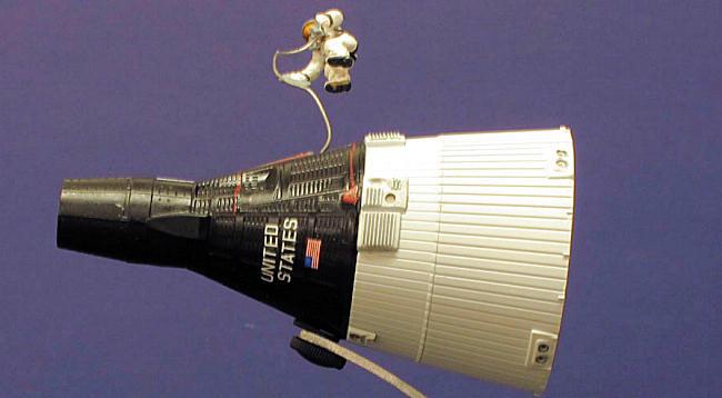 gemini 4 spacecraft documents - photo #21