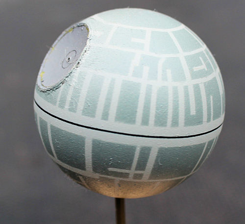 1/3 5m Death Star, by George Oh