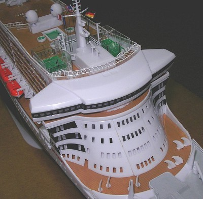 Revell Ag 1 400 Queen Mary Ii By Len Roberto