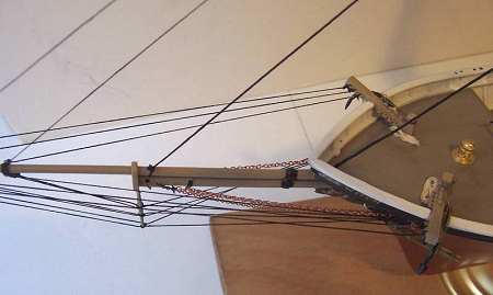 Lindberg 1 96 Clipper Ship Sea Witch By Len Roberto Jr