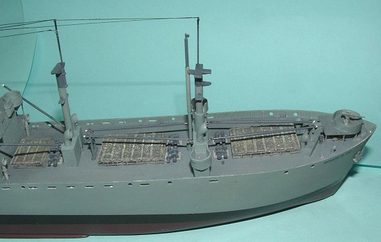Trumpeter 1 350 Liberty Ship By Bruno Schielzeth