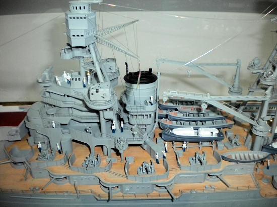 Model Paint Battleship Grey