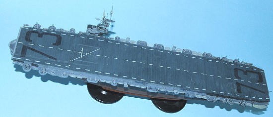Hasegawa 1 350 Uss Gambier Bay By Tom Cleaver