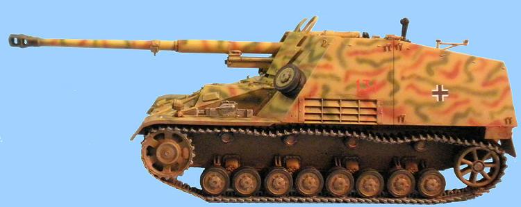 Dragon 1 35 Sd Kfz 164 Nashorn By Blair Stewart