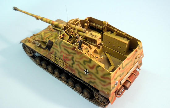 Dragon 1 35 Sd Kfz 164 Nashorn By Blair Stewart