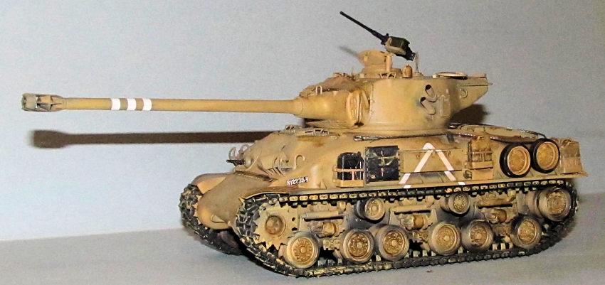 Tamiya 35323 1//35 Military Israeli Tank M51 Model Kit