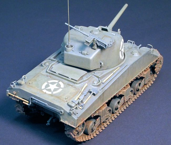 Hobby Boss 1/48 M4A4 Sherman (mid-production), by Jonathan