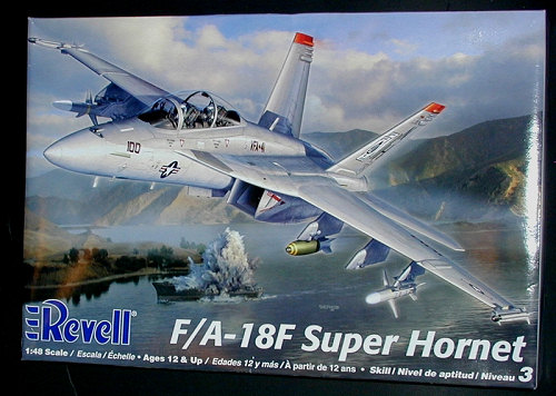 revell 1 48 f 18f hornet previewed by kurt plummer