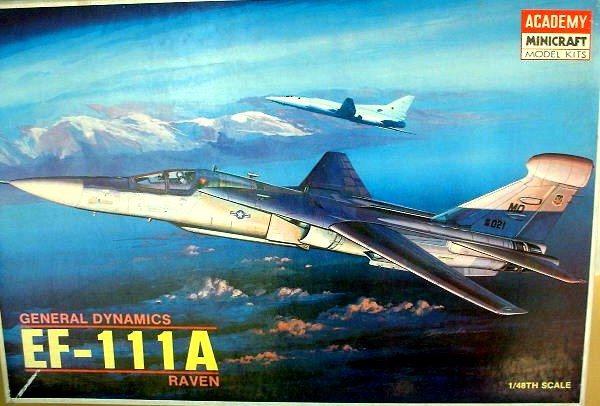 Academy EF-111A Raven (1/48) : modelmakers