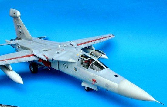 EF-111A Raven, 1/48, Academy - Sida 2