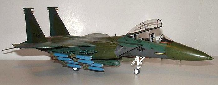 Neu Hasegawa 07248-1//48 F15E Strike Eagle