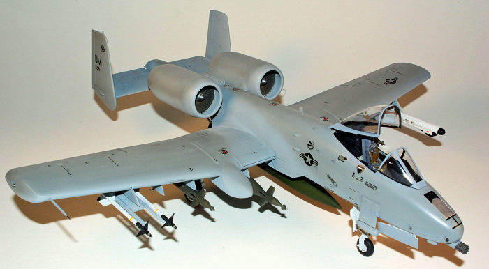 Tamiya 1/48 A-10A Thunderbolt II, by Stephen Young