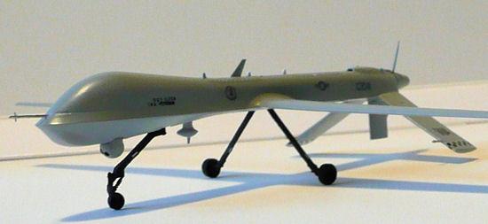 MQ-1 Predator UAV – 1/72 - Italeri | Modelers Social Club ...