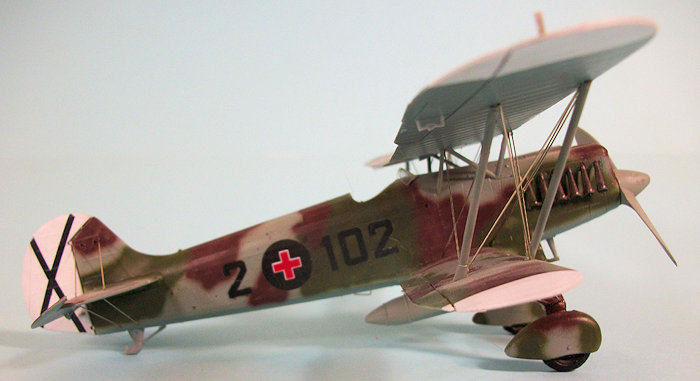 Roden 452 Kit Modelo Heinkel He-51 B-1