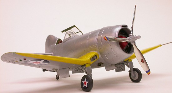 Vought VG 1166A by Ronnie Murray