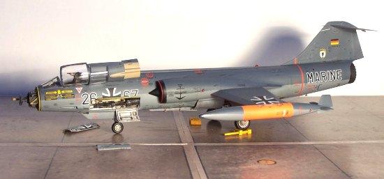 Hasegawa 1 48 F 104g Starfighter