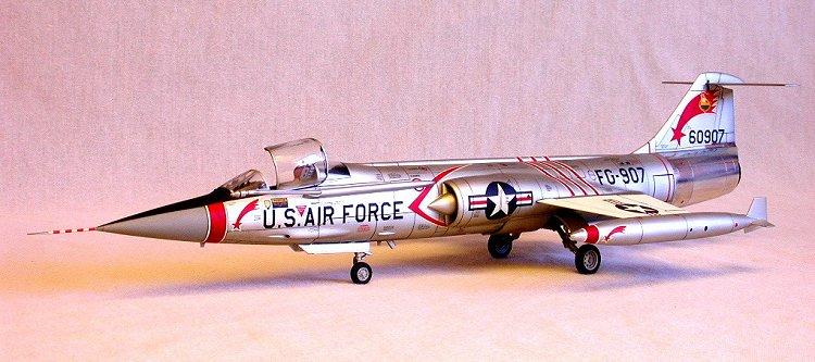 31x10 50r15 Tires >> Monogram 1/48 F-104C Starfighter