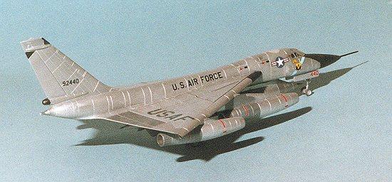 Hobbycraft 1/144 B-58A Hustler