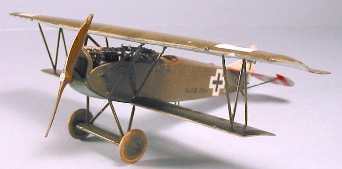Fast In German >> Roden 1/48 Fokker D.VII (early)