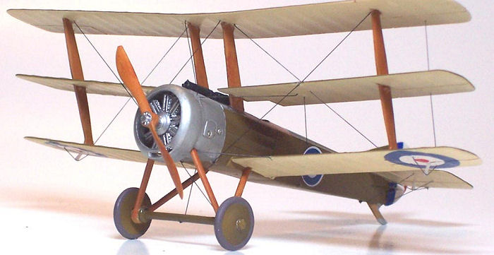How Much Is A Lift Kit >> Revell 1/72 Sopwith Triplane by Kyle Bodily