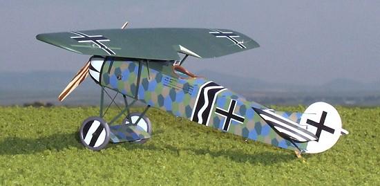 VIII 1:48 Dragon #5907 Fokker D