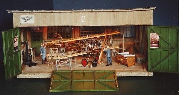 Model Expo 1 16 Albatros D V