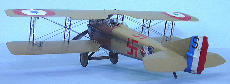 French Roden 604 Spad VII c.1 in 1:32
