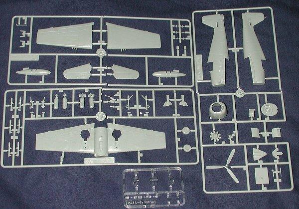 Academy 1/72 F6F Hellcat