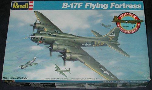 Revell 1 72 B 17f Flying Fortress By Scott Van Aken