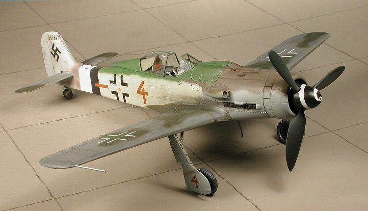 Tamiya 1 48 Fw 190d 9