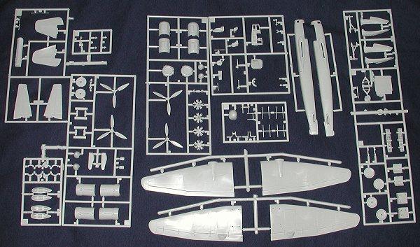 AMT 1/72 Ju-88G-1/6 Ni...