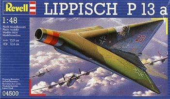 Revell 1 48 Lippisch P 13a By Scott Van Aken
