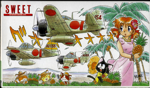 Sweet 1144 Akagi Fighter Group Previewed By Scott Van Aken
