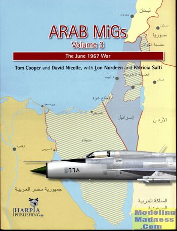 Harpia Publishing New Arab MiGs Volume 3 The 1967 War