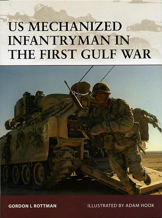 Osprey's US Mechanized Infantryman: First Gulf War, reviewed