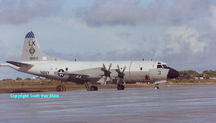 P 3 Orion In Action