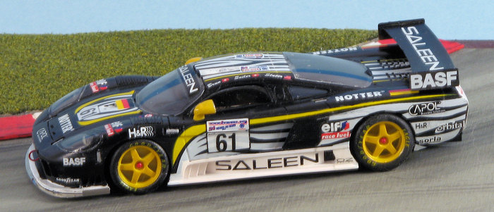Provence Moulage 1/43 Saleen S7R, by Scott Van Aken