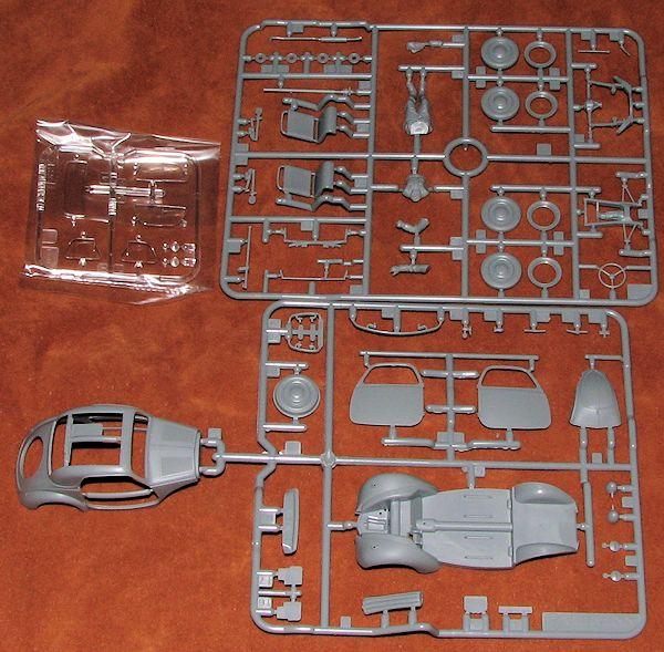 Early Bronco Parts >> Tamiya 1/35 Simca 5, by Scott Van Aken