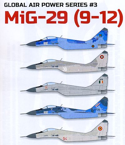 Caracal Models CD 48026 MiG 29 9 12 Reviewed By Scott