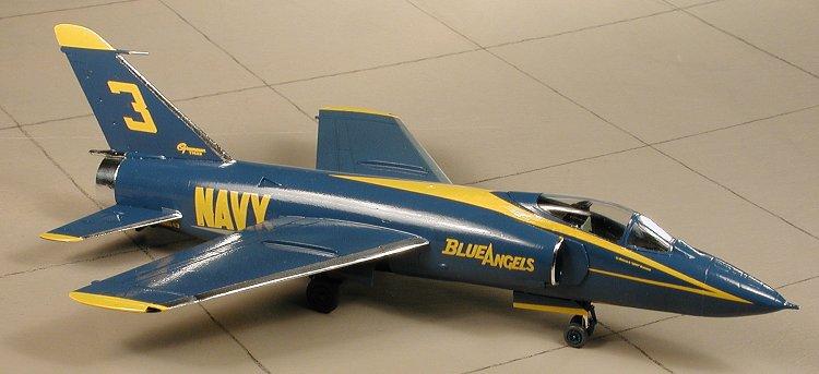 Hasegawa 1/72 F11F-1 'Early Version'