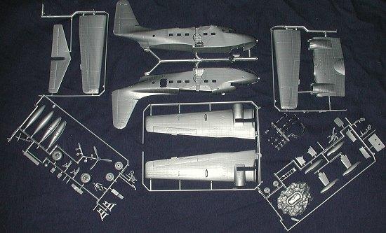 Monogram 1/72 SA-16B Albatross